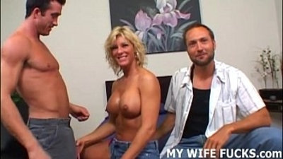 Your wife wants to cuckold you with male pornstar