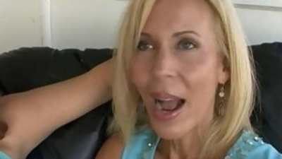 These slutty cougars prove that its never too late to try porn