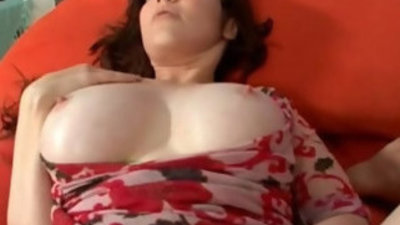 Lucky husbands get to fuck their stunning Asian wives