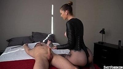 Brutally Sensual Edging with Rocky She Owns