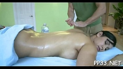 Charming massage and fucking
