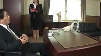 Fuck secretary in japan