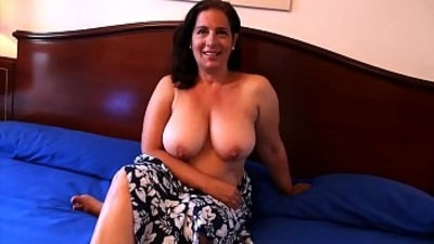 Sandra,  gonna fuck her sons best friend. Shes always liked him!