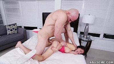 18 Year Old gets anal Fucked Up