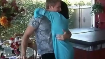Boy Samples Horny Sweet Pussy