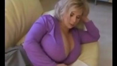 From big tits teasing on cam