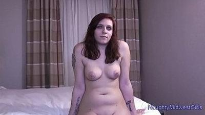 Candy Crisp first Porn first Older guy and first Creampie