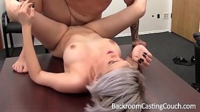 Young Cheating Girlfriend First Time Anal