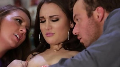 Sister in law teaching how to squirt maddy oreilly, gabi paltrova, chad white