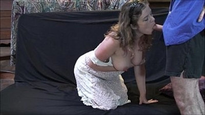Babysitter stays late and fucks Erin Electra