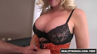 RealityKings Milf Hunter Alena Croft, Sean Lawless Penetrate The Pussy