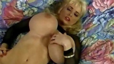 Wendy Whoppers scene Fishnet Top