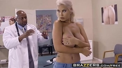 Doctor Adventures The Butt Doctor scene starring Bridgette B and Prince Yashua