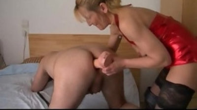 Sophie French mature pere noel cochon