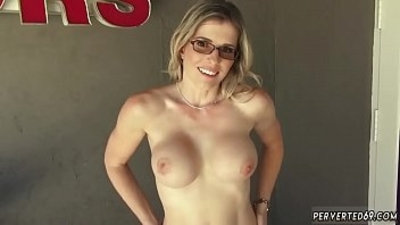 Sexy blonde milf gets a cream pie Cory Chase in Revenge On Your Father