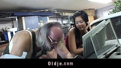 Old young sex with benefits