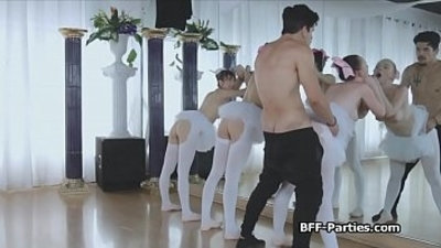 teen ballerinas on big cock